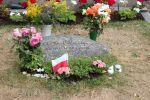Ze Szwecji - grób Astrid Lindgren